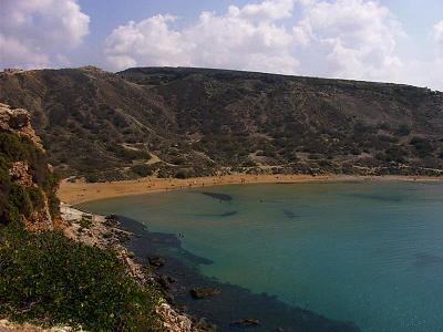 Sandstrand Malta